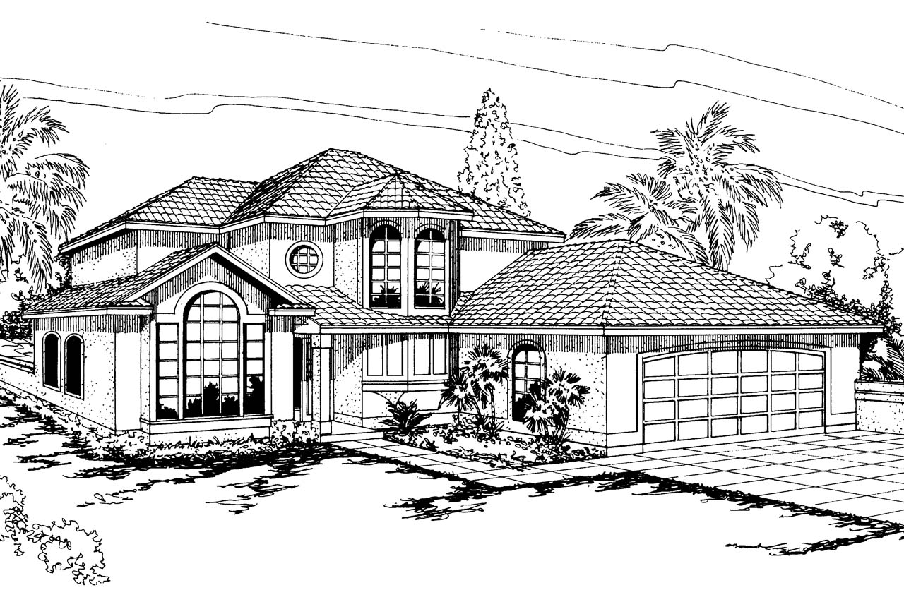 Spanish Style House Plans And Grand Designs