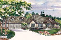 Tuscan House Plans Designs