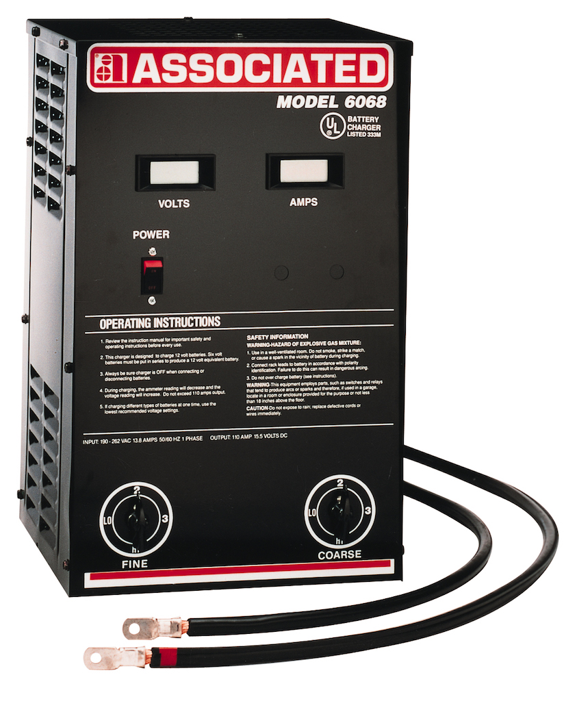 medium resolution of model 6068 110 amp parallel battery charger