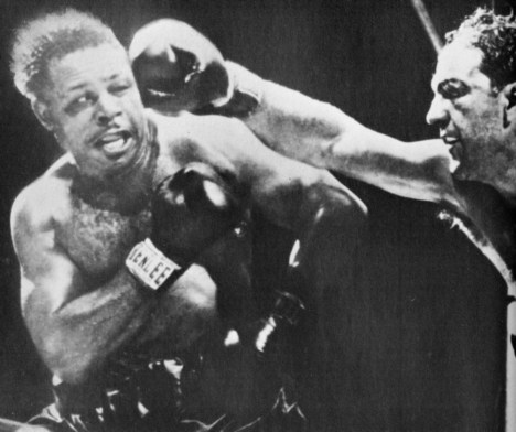 Jack Solomons' Scrapbook saw the boxing promoter recalling classic fights