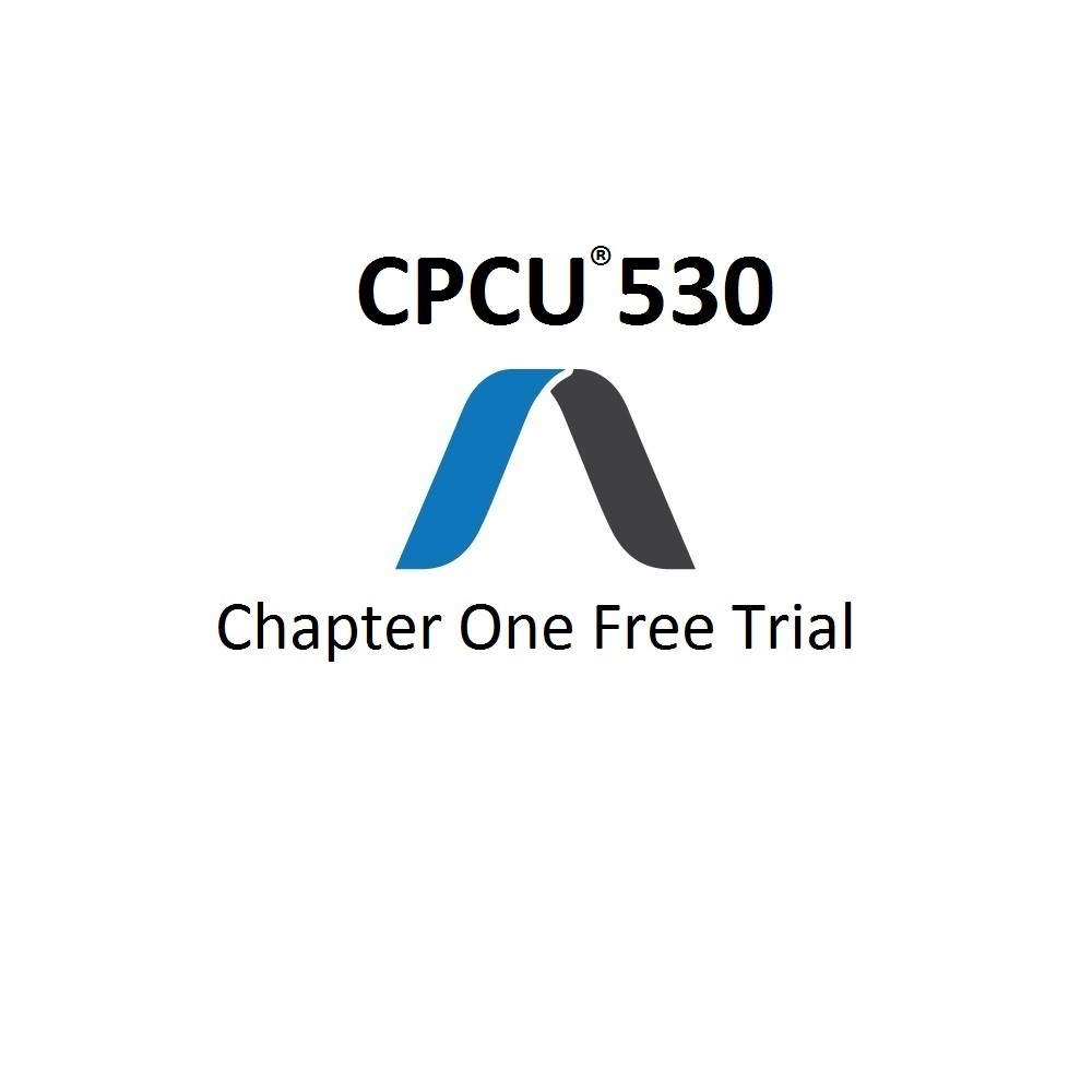CPCU 530 Practice Exam And Study Material