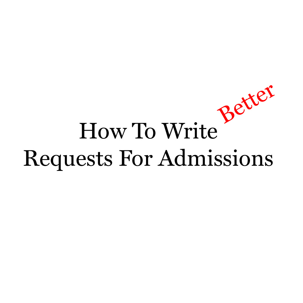 How to Write Requests for Admissions  Associates Mind