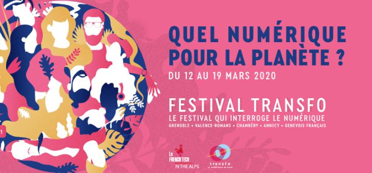 Festival Transfo : Quel numérique pour notre planète ?