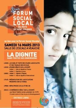 Affiche FSL 2013