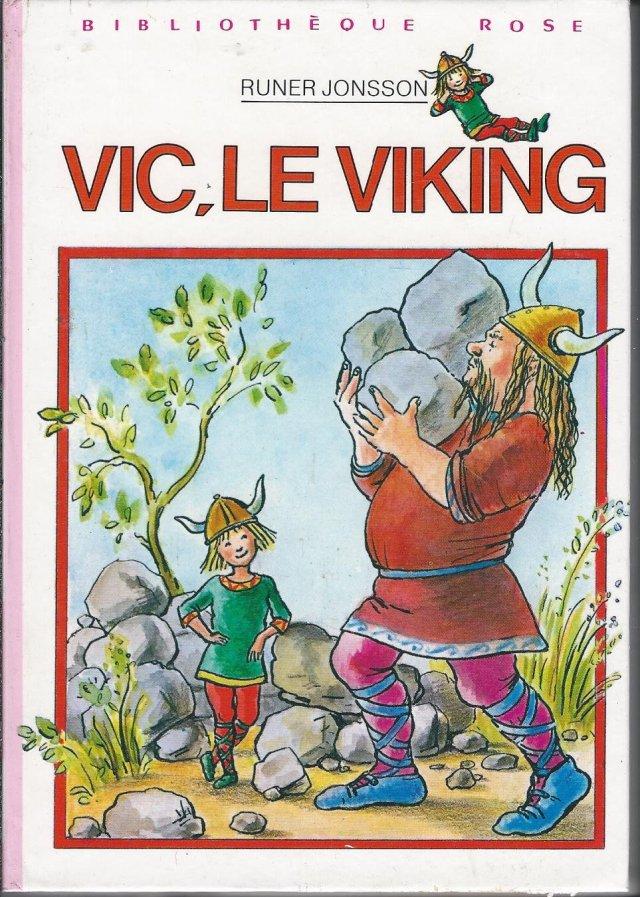 Vic le viking par Runer Jonsson