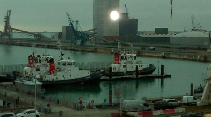Dialogue sur l'avenir du Grand Port de La Rochelle