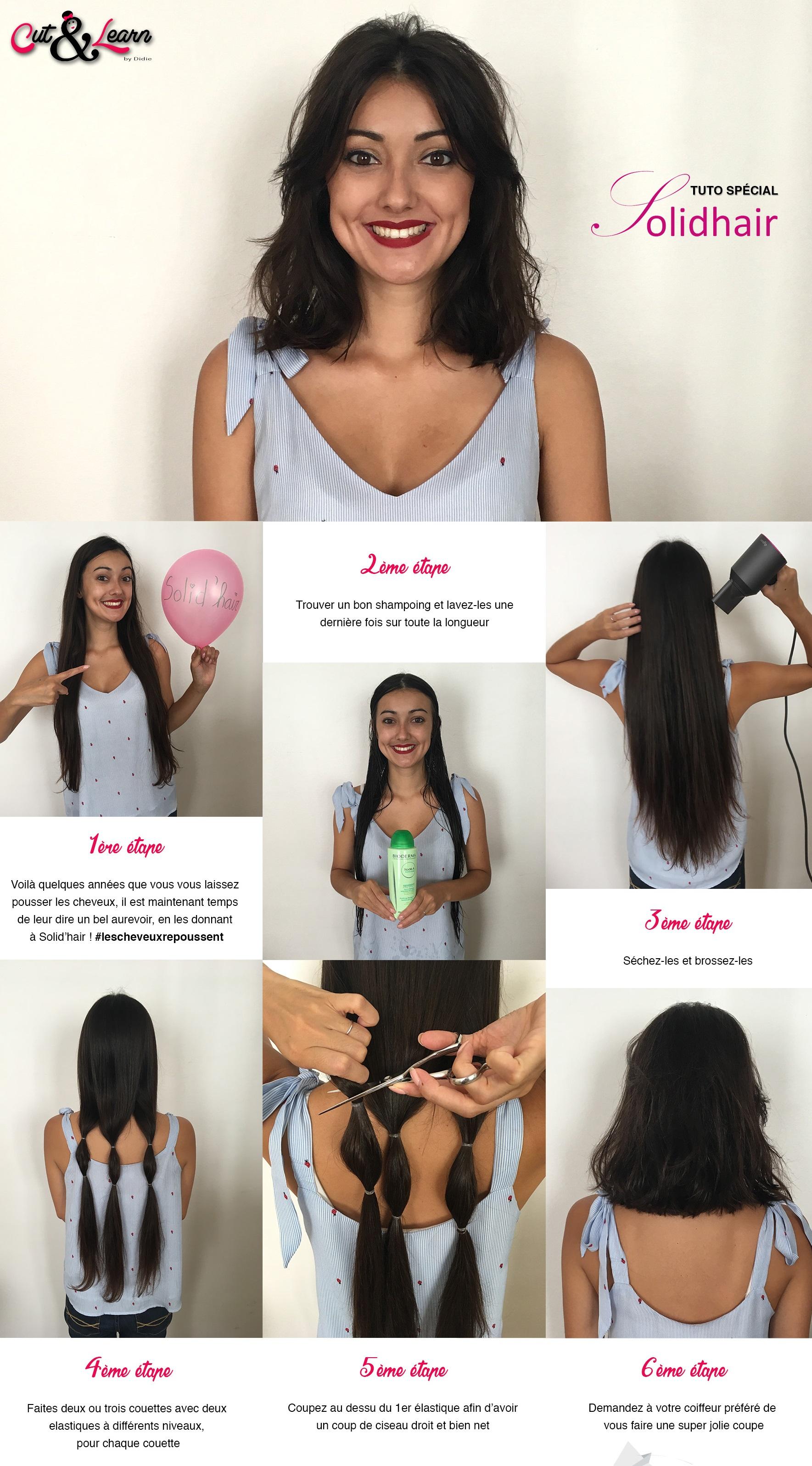 Comment Savoir Si On A Un Don : comment, savoir, Faire, Cheveux, Association, Solidhair