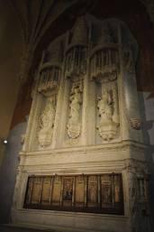 Retable - Renaissance - Basilique Saint-Michel
