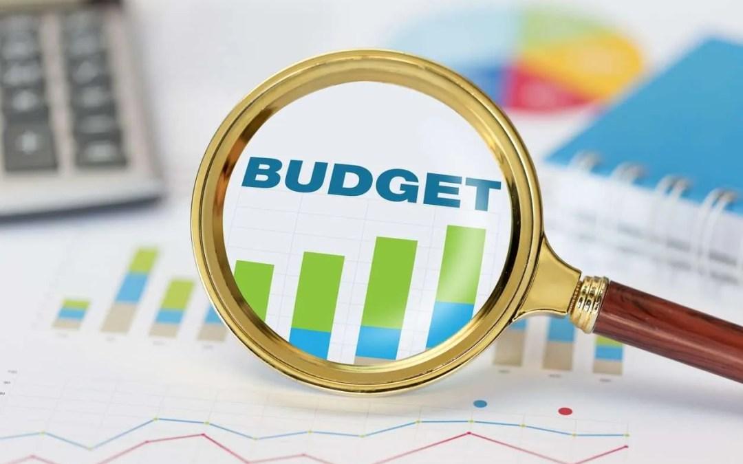Budget Season Is Approaching