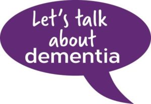 Let's Talk About Dementia logo