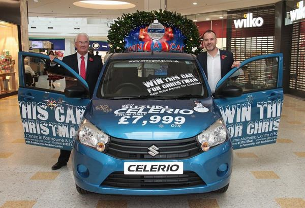 Win a car prize