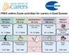 Free Zoom events during Carers Week