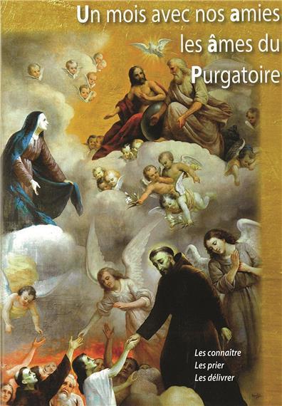 Priere Pour Les Ames Du Purgatoire : priere, purgatoire, Amies,, âmes, Purgatoire., Association, Prions, Âmes, Élues, Purgatoire