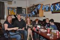 Réception au club de rugby