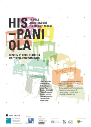 manifesto hispaniola aprile 2012