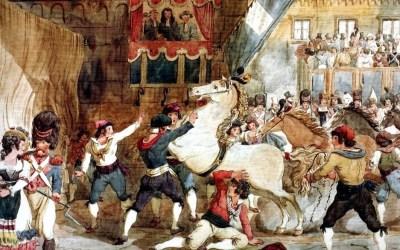 Dai Saturnalia a Meo Patacca: il Carnevale romano