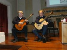 Andrea Zampini e Massimo Agostinelli