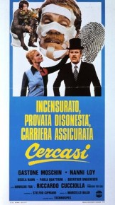 incensurato provata disonestà carriera assicurata cercasi(1971)
