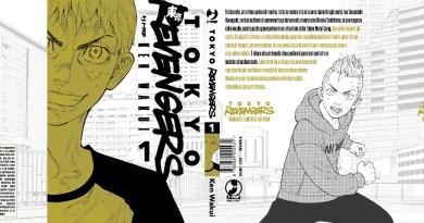 Tokyo Revengers #1 VARIANT per ALF COMICS AND GAMES 2021