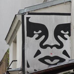 Street art à Paris - Guid'z