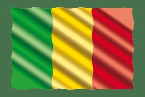Drapeau Mali - ASMNM