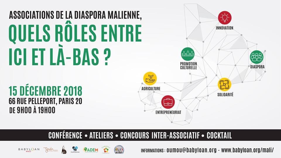 Assos de la diaspora malienne