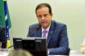 O deputado André Moura ressaltou que o debate sobre o tema será aberto à sociedade - Luis Macedo / Câmara dos Deputados
