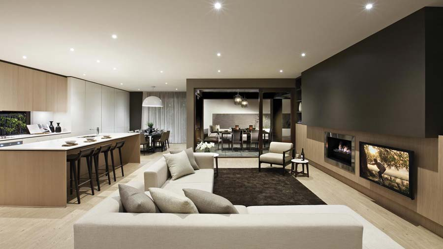 cucina e soggiorno open space 15 mq. Come Arredare Cucina E Soggiorno In Un Ambiente Unico