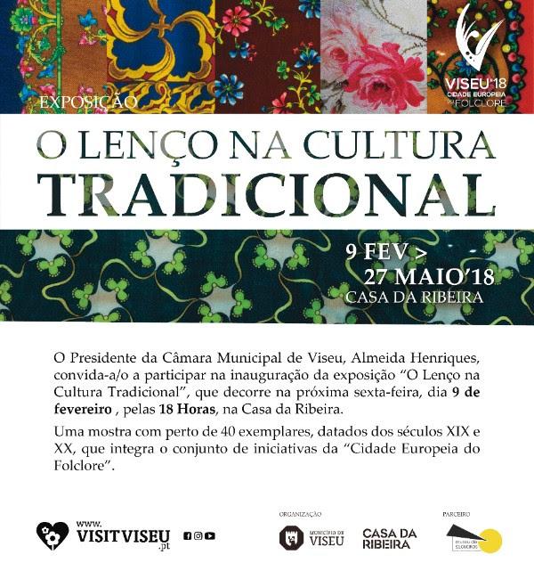 O Lenço na Cultura Tradicional