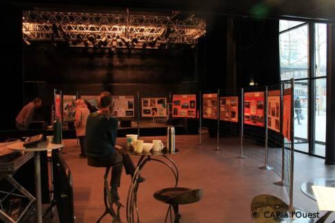 Expo au 4Bis à Rennes