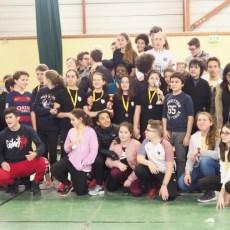 Championnat Académique Aviron Indoor