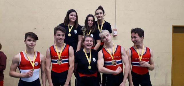 Championnat Académique d'Aviron Indoor