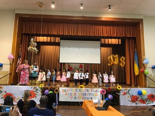 Pre K 4 Graduation Ceremony Assumption Catholic School