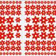 Flower Shape Stickers