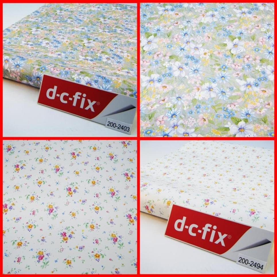 Self Adhesive A3 Floral