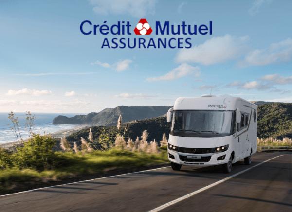 assurance camping-car crédit mutuel