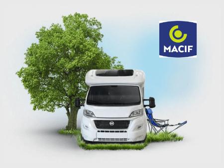 assurance camping-car Macif