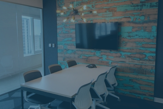 Conference Room, Audiovisual