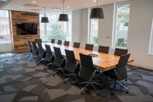 Divisible Conference Room