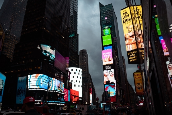 Commercial Digital Signs