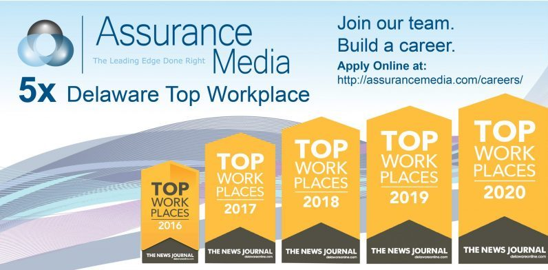 Assurance Media Top Workplace