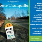 route tranquille MALJ