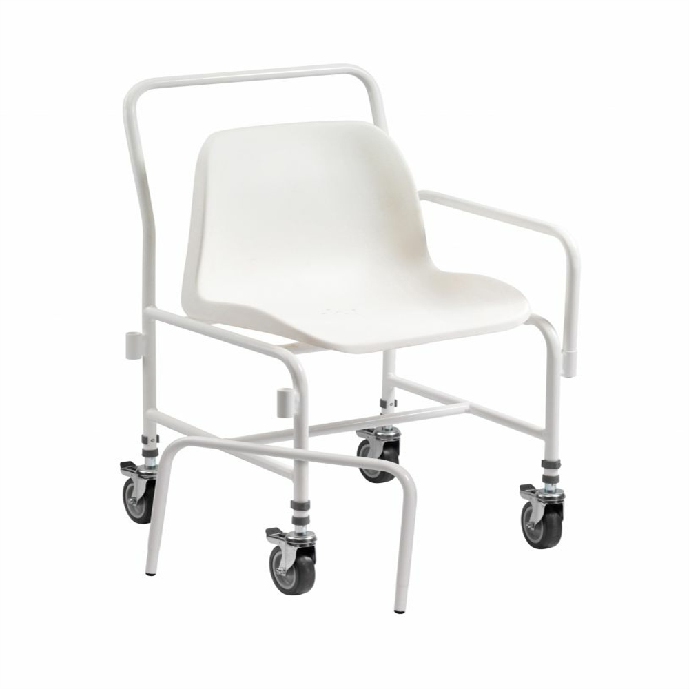 Mobile Chair Tilton Mobile Shower Chair