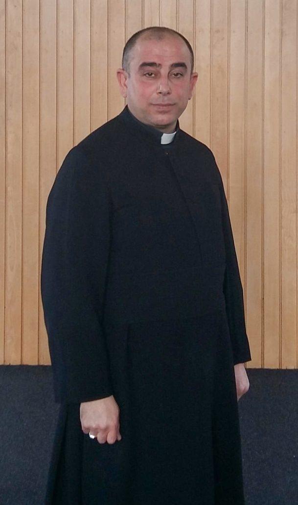Reverend Toma Kakka