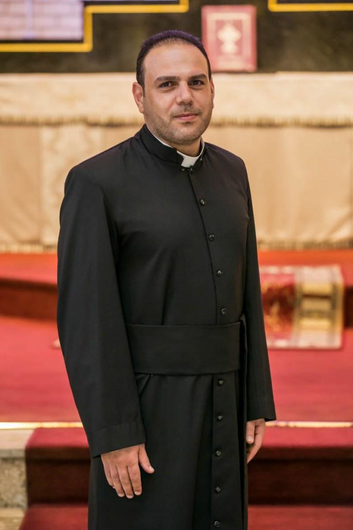 Reverend Yousif Jazrawy