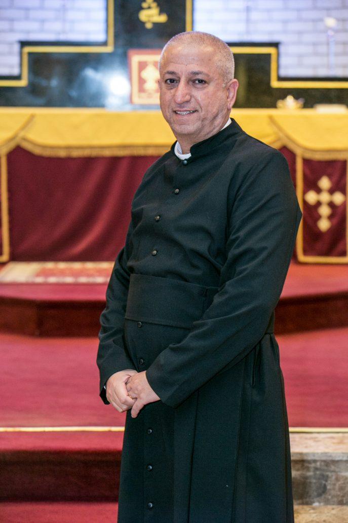 Rev Fr Shamuel Shamuel