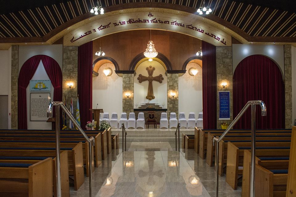 Projects - Holy Apostolic Catholic Assyrian Church of the