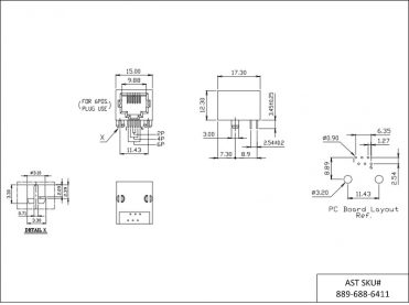 Banana Plug Jack Safest Floor Jack Wiring Diagram ~ Odicis
