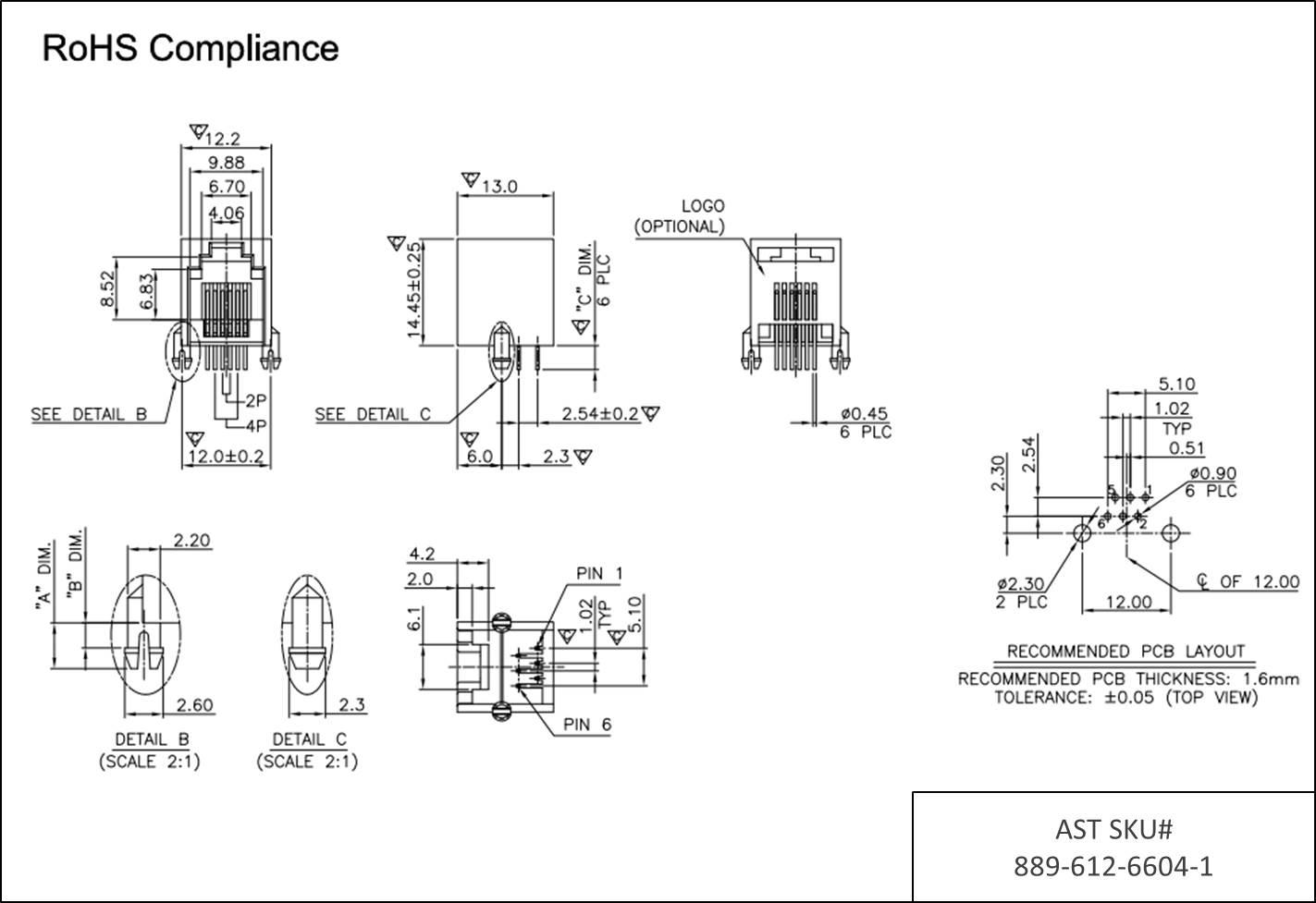 6p6c wiring diagram