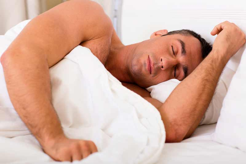 High Body Fat Linked to Lack of Sleep